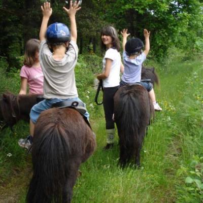 Balades a poney