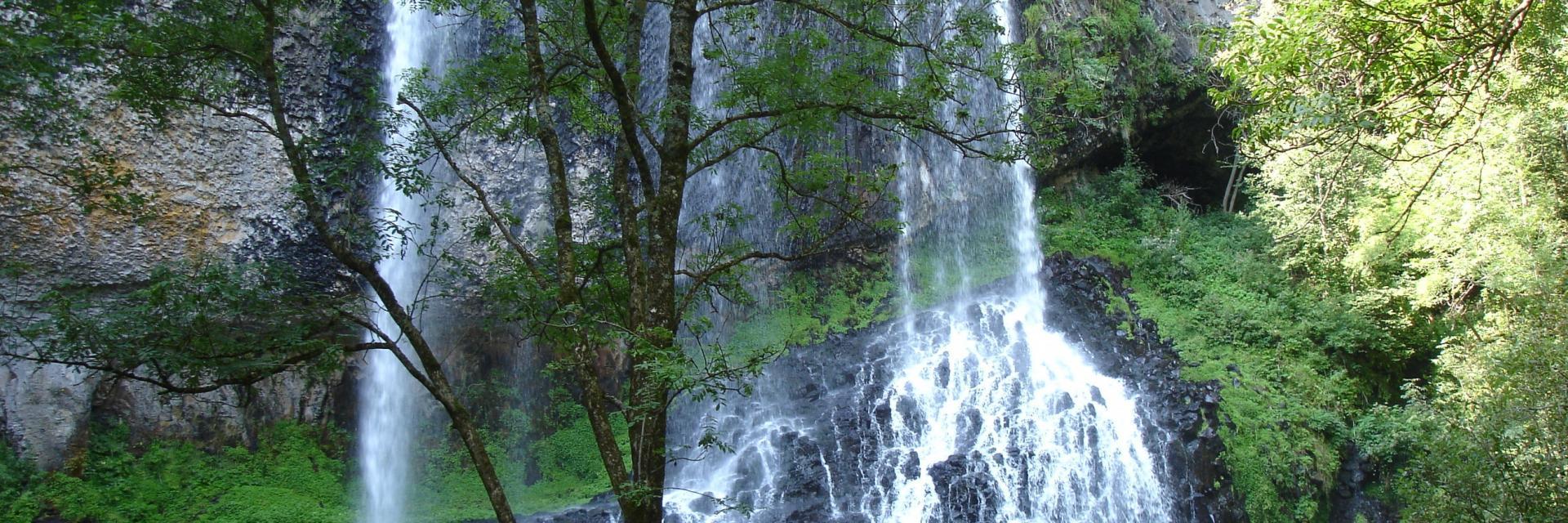 La Cascade de la Beaume