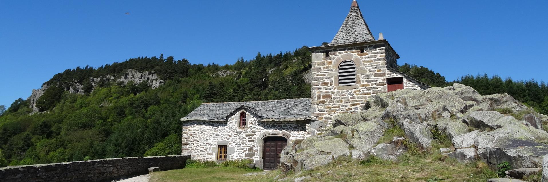 La Chapelle de Glavenas